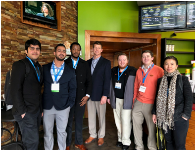 COK members and OU OSU students at 2019 winter conference